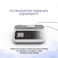 Buy cheap 240V Noninvasive Ultrasound Physical Therapy Machine For Knee Back Pain from wholesalers