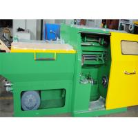 China 22DH High Speed Wire Drawing Machine , Copper Wire Manufacturing Machine With Dual Inverter Control wholesale