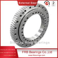 China DQWD2500.32T1 slewing ring bearings for terex crane IMO External Gear double row ball Chinese slewing bearing wholesale