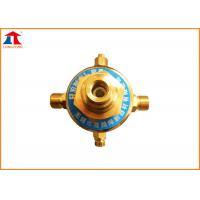 China 2 Stage High Pressure Gas Regulator wholesale