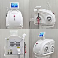Buy cheap micro channel 808nm Diode Laser Hair Removal Machine with cold laser , Medical from wholesalers