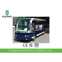 Buy cheap Left Hand Drive 5kw DC Motor Low Noise Electric Sightseeing Car With 11 Sofa from wholesalers
