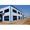 China Prefab Steel Workshop Steel Buildings Q235 C Channel Or Z Channel wholesale
