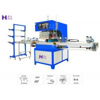 China 3 Phase High Frequency PVC Welding Machine AC380V With Auto Feeding System wholesale