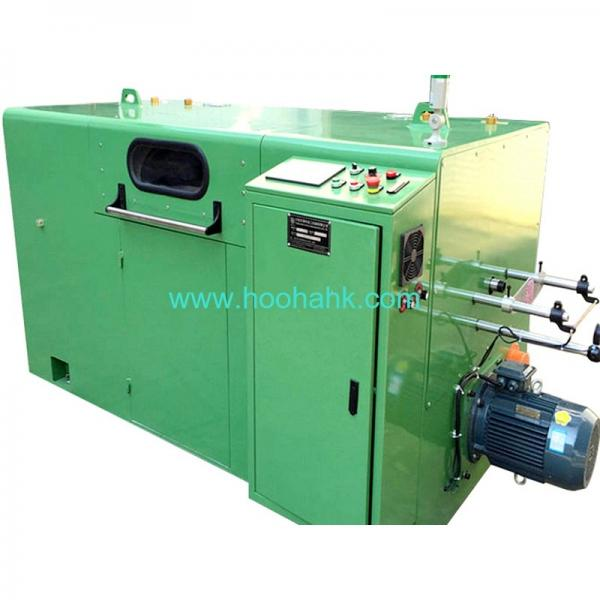 Quality Soft Flexible Wire Bunching Machine , Aluminum Cable Twisting Machine for sale