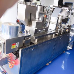China Alu PVC And Alu Alu Blister Packing Machine , Pharma Equipment Automatically wholesale