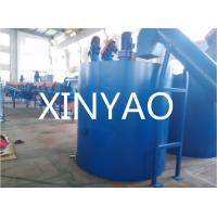 China Plastic PET Bottle Recycling Machine Plant  Water cooling tank Double station wholesale