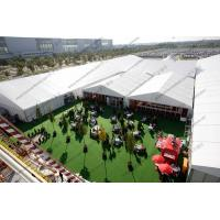 China Huge Outdoor Event Tents with Decoration and AC System For Outdoor Exhibition / Conference / Party / Trade Show wholesale