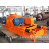 China smooth tooth double roll crusher for sale wholesale