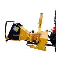 China Custom Color BX52R 3 Point Wood Chipper With 20L Hydraulic Oil Tank on sale