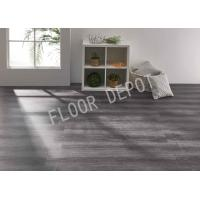 China Stable Luxury Vinyl Tile Flooring Emboss Surface 5mm Thickness Smooth Surface on sale