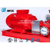 China 1250GPM@12bar Electric Motor Driven Fire Pump With Air / Water Cooling Method wholesale
