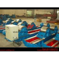 China Industrial High Precision Pipe Welding Turning Rolls / Rotators Machine for Tank Welding wholesale