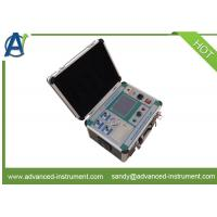 China Portable SF6 Gas Density Relay Tester with Printer and LCD Display wholesale