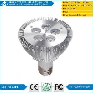 China Top Supplier 5W led Par30 light with 5 leds lights 85~265V wholesale