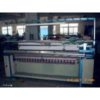 China Double Head Carriage Fully Computerized Collar Knitting Machine (Model JH-ZL762-D) on sale