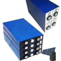 Buy cheap Aluminum Case Lifepo4 Battery Cells 3.2V 240Ah , Rechargeable Lithium Solar from wholesalers