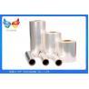 China 50mic Printable Glossy Transpancy PETG Shrink  film For Bottle Label wholesale