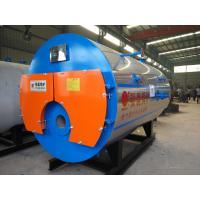 China Horizontal Type Industrial Natural Gas Boiler For Textile Industry 1-20t/H wholesale