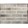 China Outdoor Wall Cladding Thin Veneer Brick Thin Brick Tiles For Interior Walls wholesale