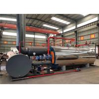 China Textile Factory Gas Steam Boiler Natural Circulation Type Garment Industry Usage wholesale