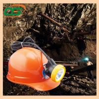 China ATEX approved explosion proof led coal miner headlamp waterproof ip65 wholesale