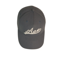 China 6 Panel Ace Band Baseball Cap 3d Embroidery Letter wholesale