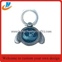 China Custom design mobile phone ring stent Stand Universal Mobile Phone Tablet Holder wholesale