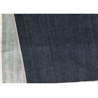 China Indigo Herringbone Denim Fabric Stretchable 99 Cotton 1 Spandex 12.3 Ounce wholesale