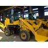 Buy cheap WZ25-12 backhoe wheel loaders from wholesalers