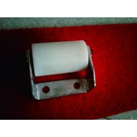 Light weight pipe plastic conveyor rollers for cement