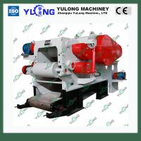 China Industrial wood chipper 8-15t/h capacity on sale