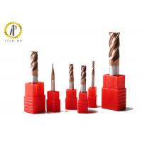 China High Quality Square Carbide Endmill HRC50 CNC Milling Cutter For Hardened Steel wholesale