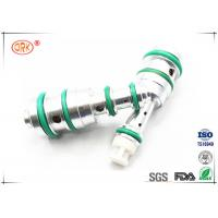 China Anti Aging FKM Mechanical Fuel Injector O Rings Mild Acidic / Alkali Resistance wholesale