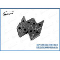 China VNMG Tungsten Carbide Indexable Inserts , Cnc Turning Inserts Tools on sale