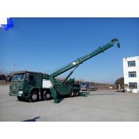 China 50 ton rotator tow truck recovery wrecker wholesale