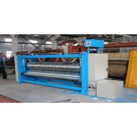 China High Capacity Two Roll Fabric Calender Machine 5.5 m With Gsm 60-1500g/M2 wholesale