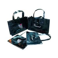 Buy cheap Recyclable Shining Non Woven Carry Bag Logo Personized for Lady Garment from wholesalers