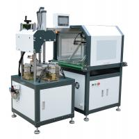 China Rigid Box Pressing Air Bubbles Machine With Automatic Feeding and Air Bubble Pressing wholesale