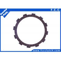 China High Performance Motorcycle Friction Plates For Suzuki GN250 21471-37400 wholesale