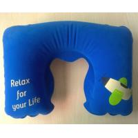 China Inflatable travel pillow wholesale