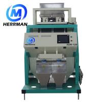 China 2 Chutes Color Sorting Machine High Output Camera Image Acquisition System wholesale