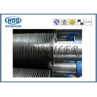 China Compact Structure Carbon Steel Boiler Fin Tube / Heat Exchanger Fin Tube wholesale