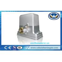 China Die Casting Aluminum Alloy Sliding Gate Motor With Accurate Limit Braking on sale