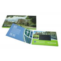 China Customized China lcd video business cards, lcd video mailer for education wholesale