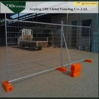 Carbon Steel Australian Temporary Fencing For Construction Site / Sports / Concerts