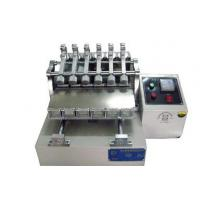 China Laboratory Friction Leather Testing Equipment , JIS Test Color Dyeing Fastness Tester wholesale