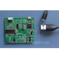 China Smart Mifare Plus NFC RFID Reader Module Two SAM Solts Embed AES128 3DES Free SDK on sale