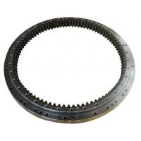 China Light Type Slewing Ring Bearing With Internal Gear , Thin Section Slew Ring Bearing wholesale