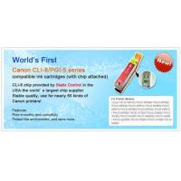 Buy cheap Compatible Canon CLI-8/PGI-5 with Chip Ink Cartridge from wholesalers